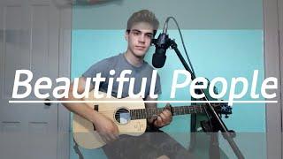 Gambar cover Beautiful People - Ed Sheeran ft. Khalid (Cover Joseph Templeton)