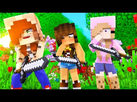 Minecraft Dragons - Master Tina! (Minecraft Roleplay - Episode 22)