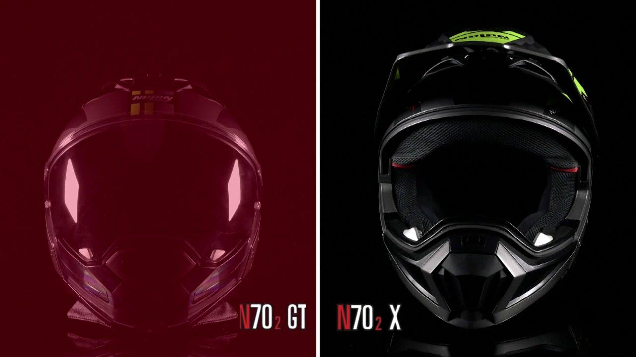 PRESENT : NOLAN N70-2 X/GT [by Nolan Helmets Thailand]