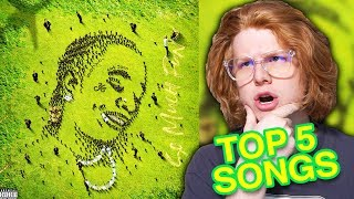 TOP 5 SONGS on Young Thug's 'So Much Fun' NEW Album