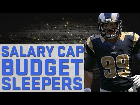 The Best Value Salary Cap Players | Madden 17 Tips