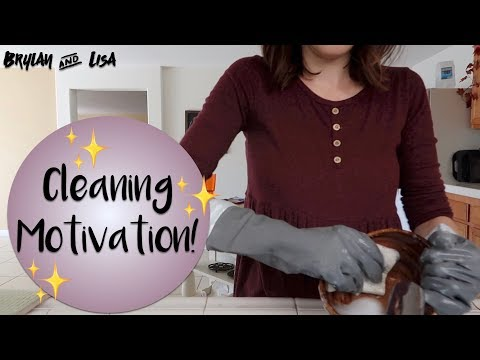 A DAY IN THE LIFE OF A HOMEMAKER VLOG! POWER HOUR CLEANING ROUTINE! HOMEMAKER MOTIVATION!