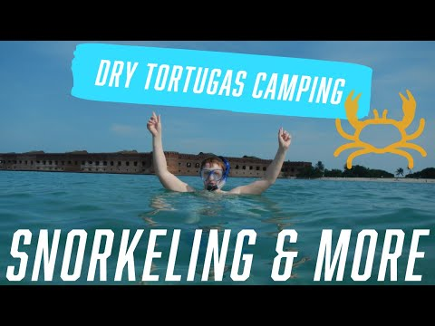 Dry Tortugas Camping - Episode 82