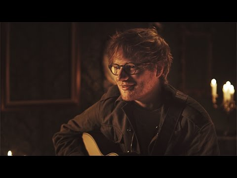 "Ed Sheeran Performs ""Hearts Don't Break Around Here"" Live"