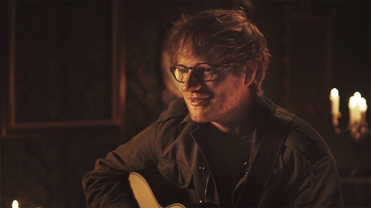 "Download Ed Sheeran Premieres ""Hearts Don't Break Around Here"" Live"