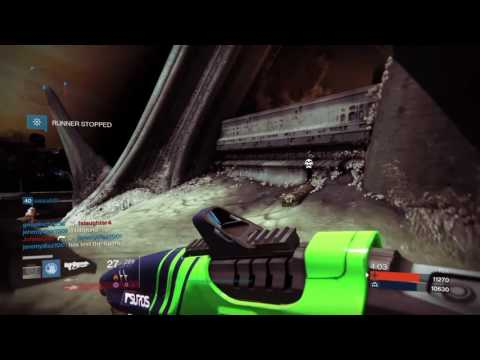 Invincible and Invisibility Glitch In Destiny Crucible