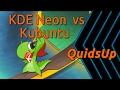 KDE Neon vs Kubuntu