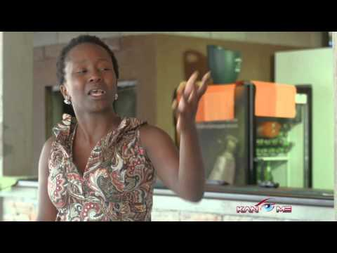 "Video (skit): kansiime Anne – Don't get Too Comfortable (""water is rife"")"
