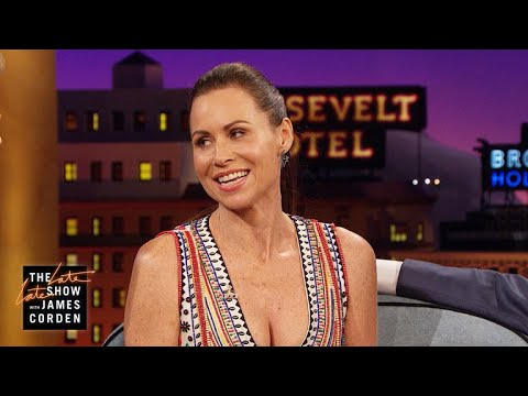 Minnie Driver Bared It All to Win Young Love Back