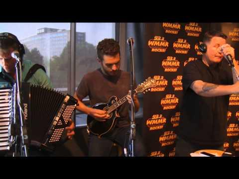Dropkick Murphys - Rose Tattoo live on the Preston & Steve Show on 93.3 WMMR
