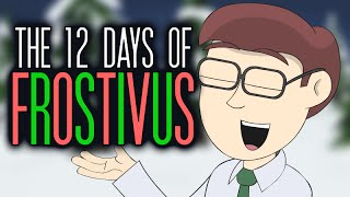 """The 12 Days of Frostivus"" - The DOTA 2 Reporter Frostivus Special"
