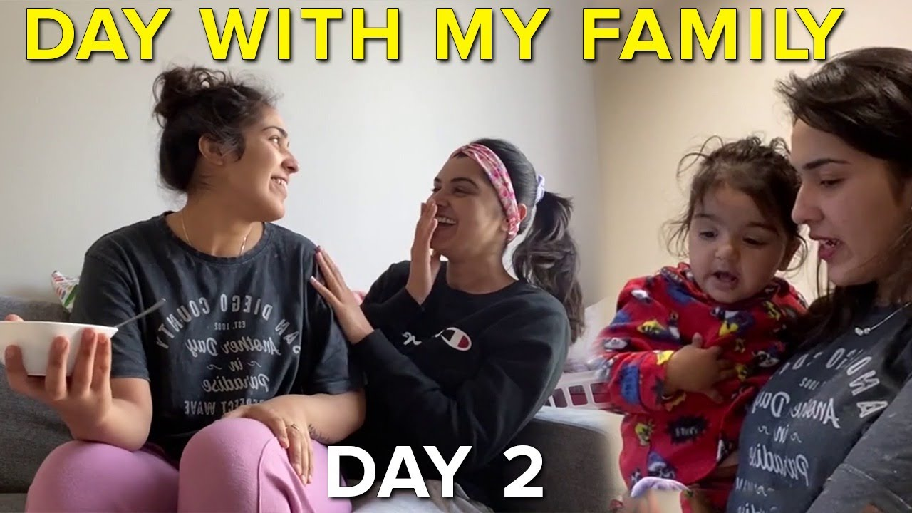 Family visiting || Day 2 || Auckland trip