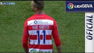 Expulsión de Benitez por roja directa