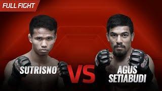 [HD] Sutrisno vs Agus Setiabudi || One Pride FN #35