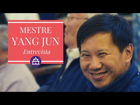 Entrevista com Mestre Yang Jun