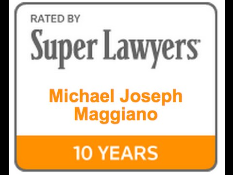 Michael Maggiano Top 100 Super Lawyer 9 Years in a Row | www.maggianolaw.com