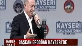 Tv Kayseri Ana Haber 13.10.2018