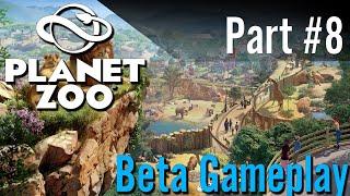 Beta GamePlay - Planet ZOO - Part #8