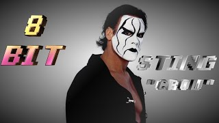 "WCW 8 BIT STING ""CROW"" THEME"