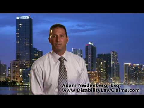 SSA Disability Attorney | Lawyer | Federal District ...