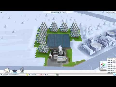 Sim City (2013) Sandbox Live Stream 4/2/2016