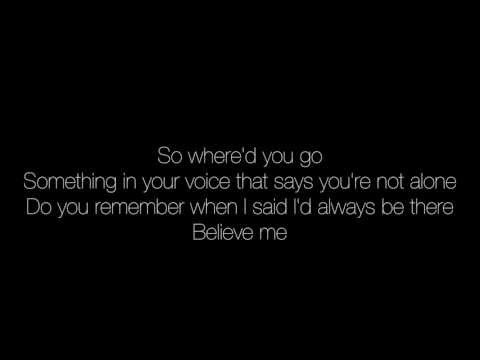 """We The Kings - Find You There """"Lyrics"""""""