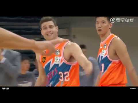 Oct 31, 2017 | Jimmer Fredette HIGHLIGHTS vs. Tianjin (25pts)