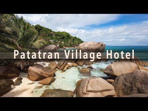 Where We Stayed On La Digue - Patatran Village Hotel Tour