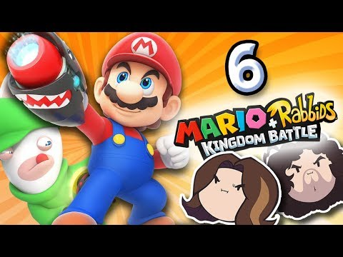 Mario + Rabbids Kingdom Battle: Dear Miyamoto - PART 6 - Game Grumps