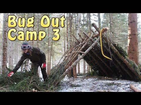 building-an-a-frame-shelter-(bug-out-location-3)