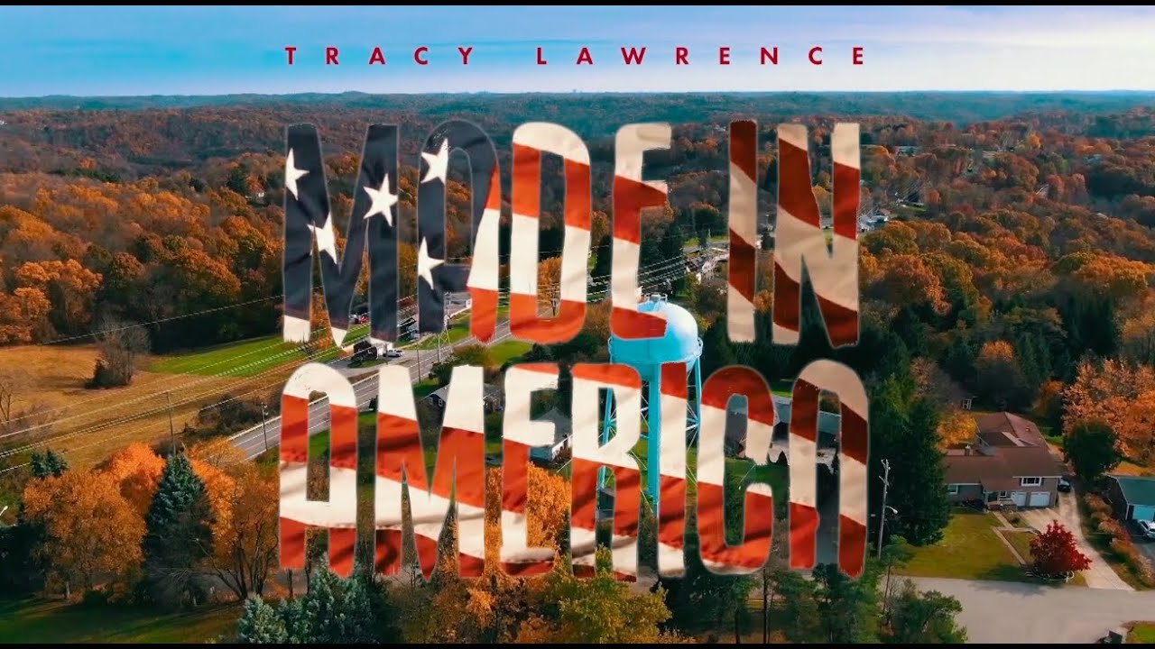 Tracy Lawrence - Made In America