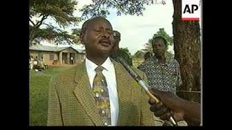 UGANDA: POLITICAL REFERENDUM