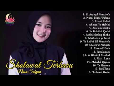 nissa-sabyan-full-album
