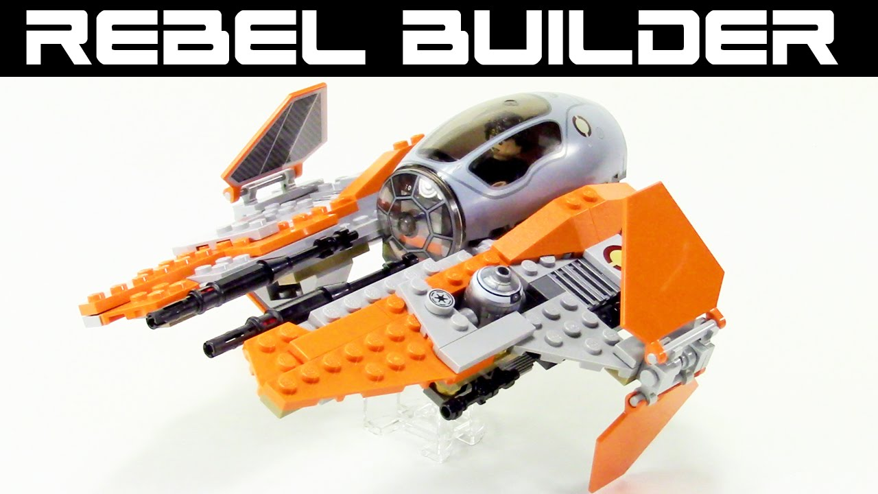 Lego Jedi Interceptor | www.imgkid.com - The Image Kid Has It!