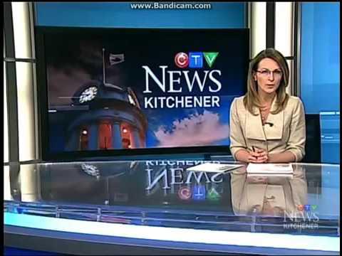 CKCO: CTV News Kitchener At 6pm Open--02/25/14 - YouTube