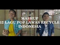 MASHUP 12 LAGU POP LAWAS INDONESIA (CAREYVIRGIAWAN ft. PANJI COVER)