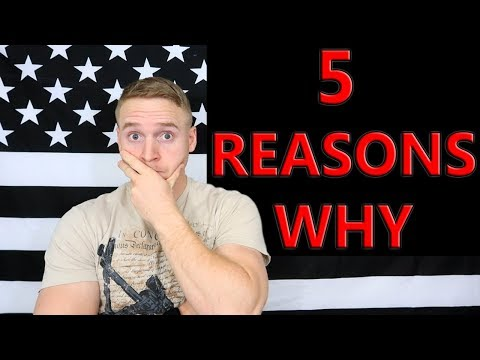 5 Reasons NOT To Join The Military!