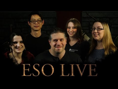 ESO Live - Episode 34 - Thieves Guild Systems