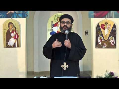 المحاضرة الأولى : الولائم اليهودية في زمن المسيح - القس برسوم
