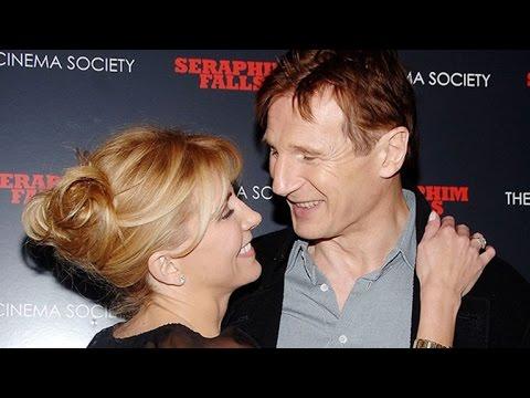 Liam Neeson Recalls The Sweetest Memory of Wife Natasha Richardson