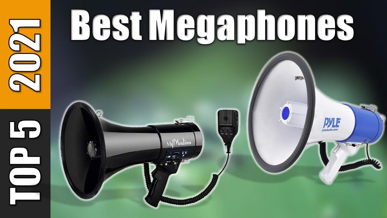 Download Top 5 Best Megaphones Reviews 2021