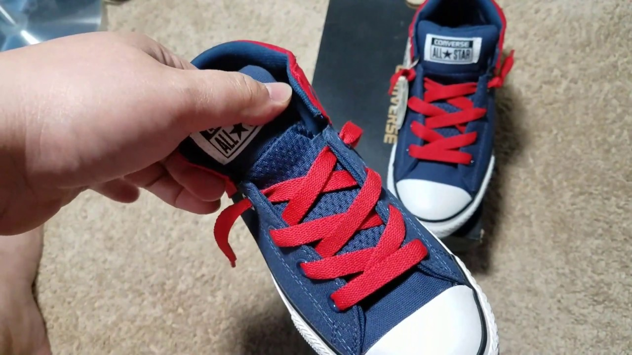 4132e5c1460b Converse Allstar Youth No Time To Lace Sneaker Review By  Jspekz ...