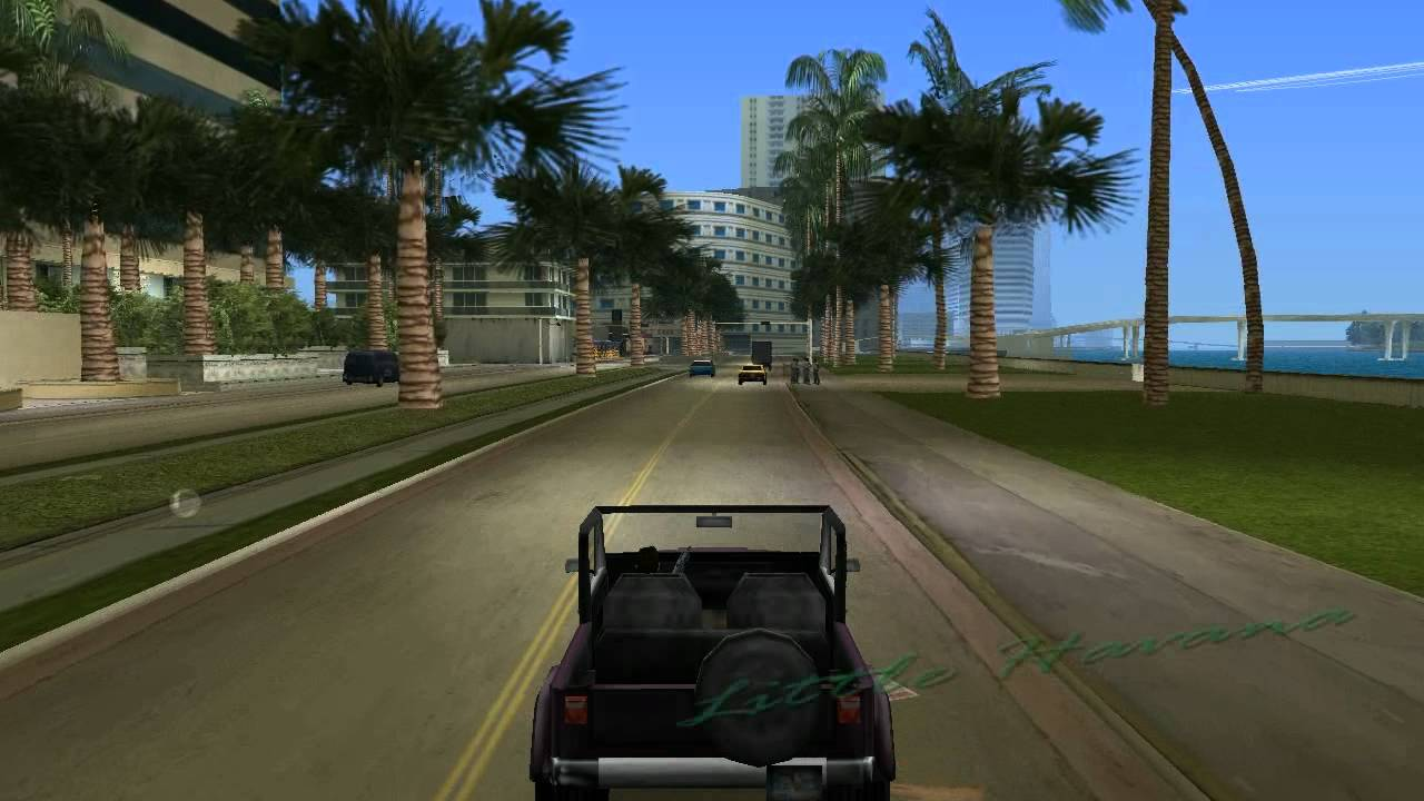 Mesa Grande Grand Theft Auto Vice City Mesa Grande