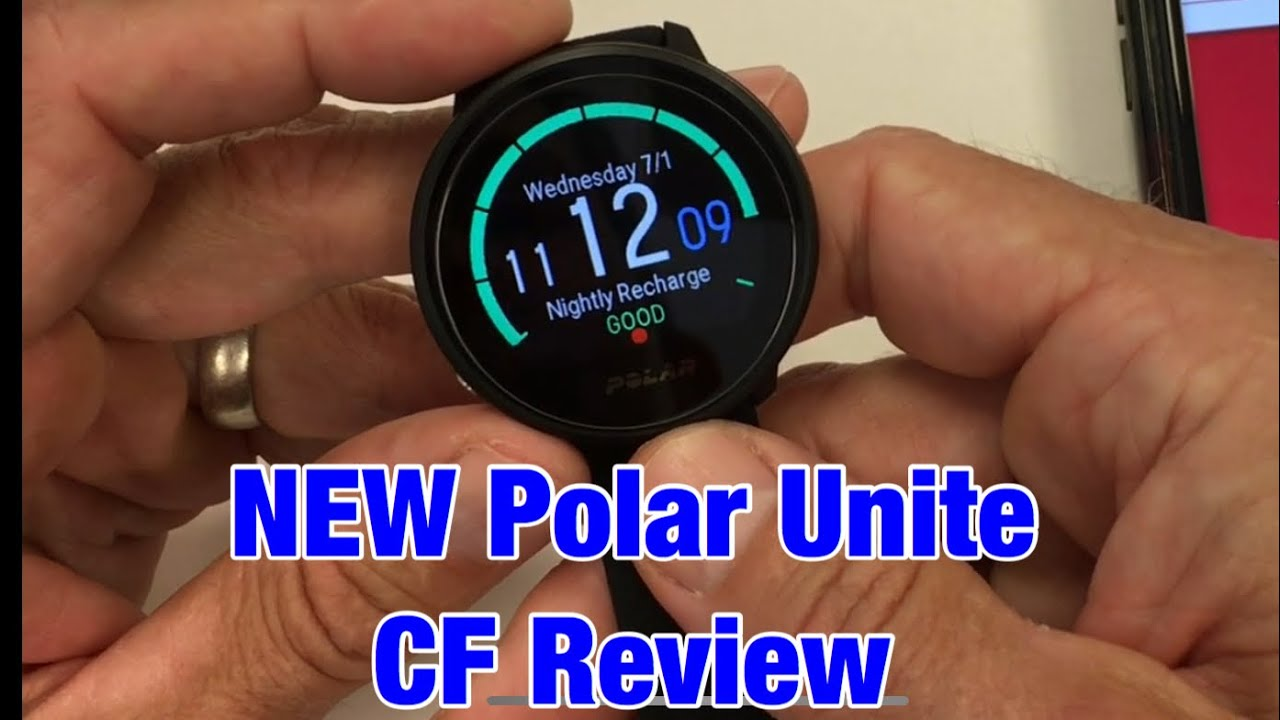UPDATED NEW Polar UNITE CF Review & Comparison to Competitors www.CFTracking.com