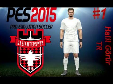 PES 2015 is the team Myth # 1 - This gidecem-