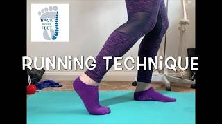 BEGINNERS RUNNING TECHNIQUE
