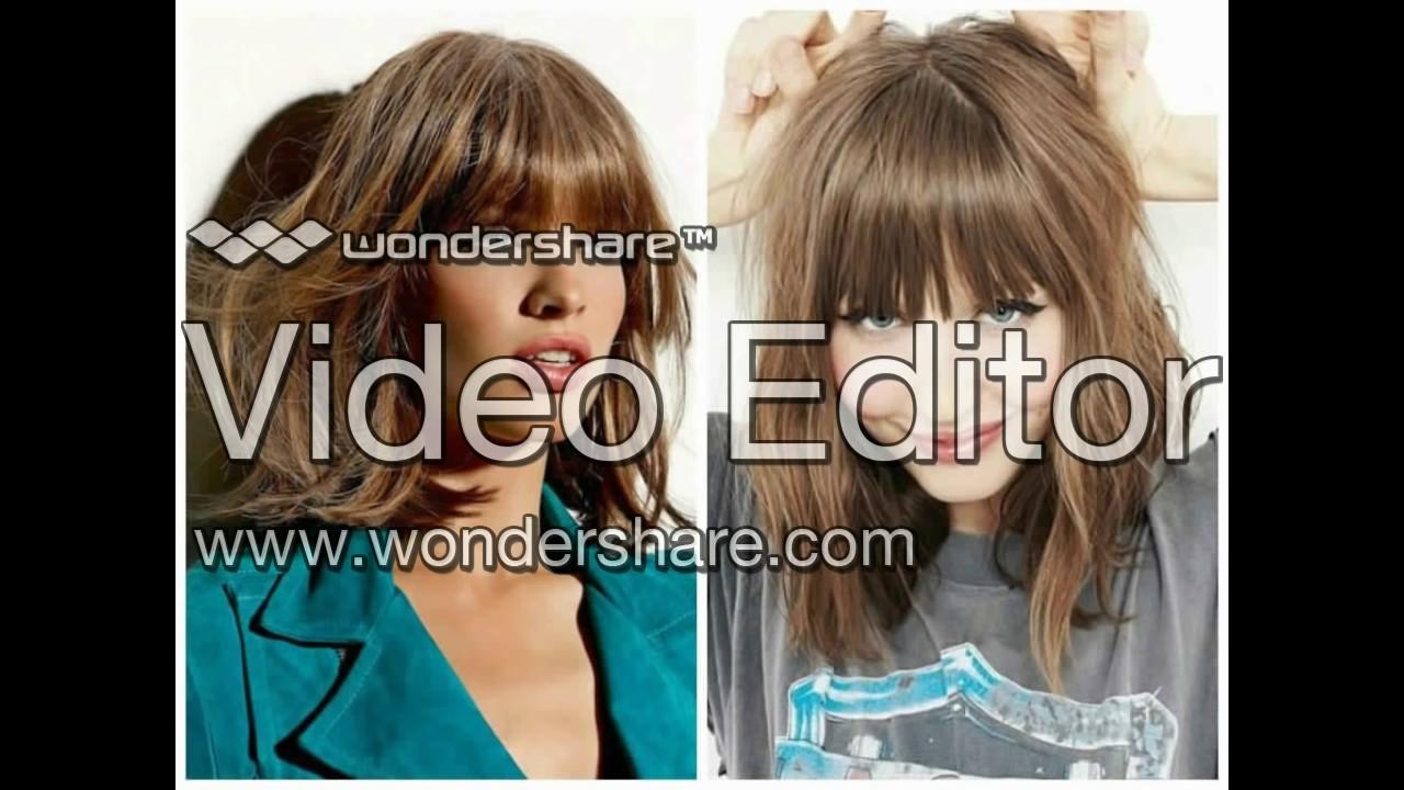 les plus belles coupes pour cheveux 2017 - YouTube