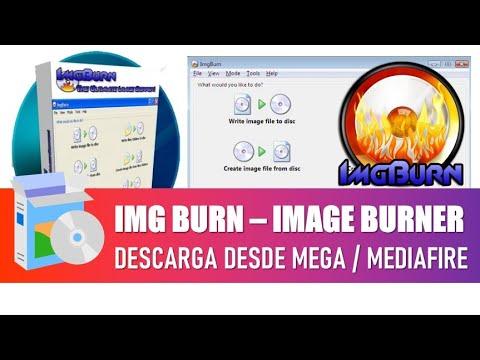 Como Descargar e instalar imgBurn  en Español / 2018