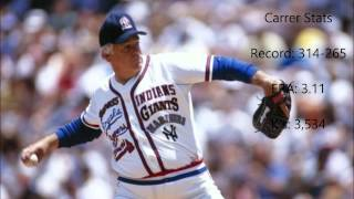 Top 50 MLB Pitchers Of All Time