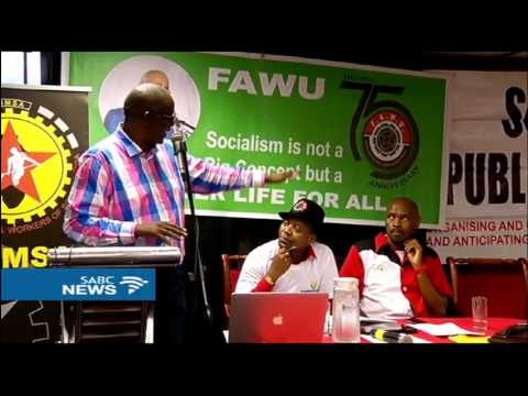 9 trade unions lay ground for new federation in Durban